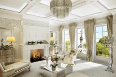 интерьер-дома-с-стиле-классицизм