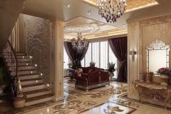 классическая-гостинная