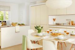 кухня-в-светлых-тонах
